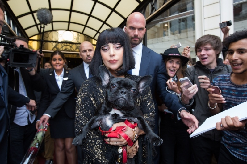 Lady-Gaga-Asia-Bisou-Lead-Red